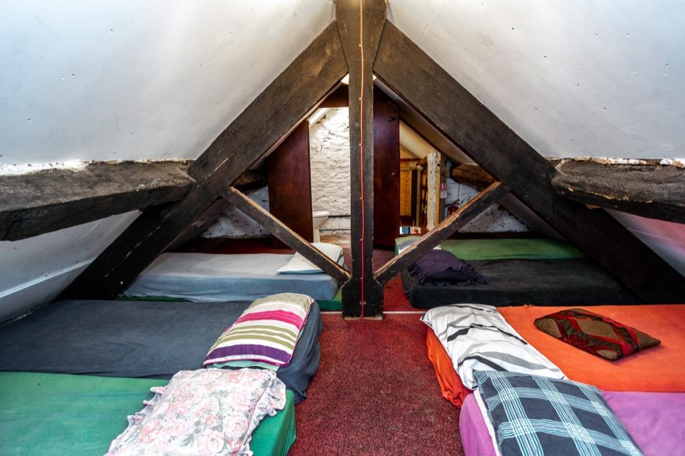 Hayloft Beds