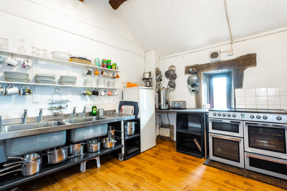 old Shippon Kitchen